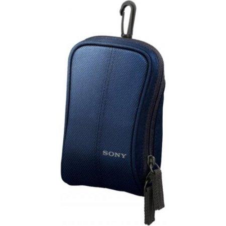 Sony Custodia fotocamera - Lcscswl Blu