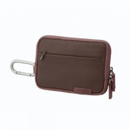 SONY - BORSA MORBIDA BROWN