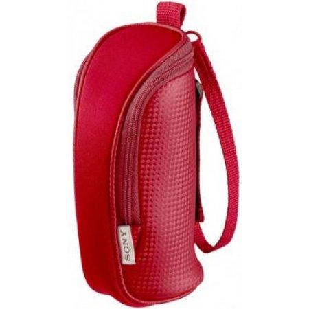Sony Custodia fotocamera - Lcsbber Rosso
