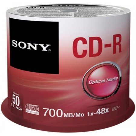 Sony - 50cdq80sp