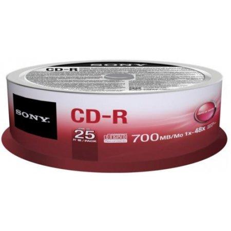 Sony - 25cdq80sp
