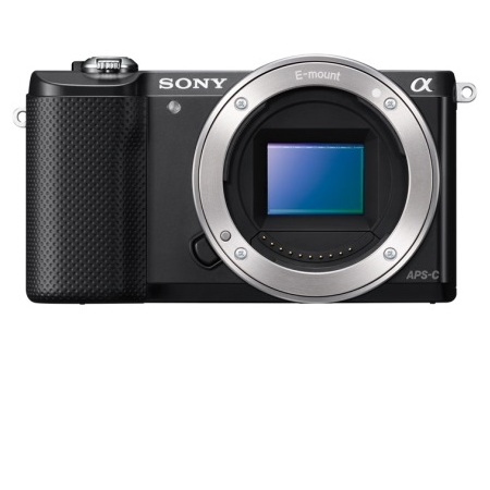 SONY - ILCE 5000 LB BLACK +16-50 MM