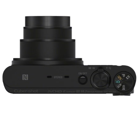 Sony Sensore CMOS Exmor R da 18.2 Mpx - DSC-WX350 Nera