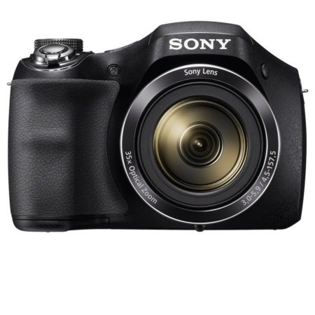 Sony - DSC-H300 Black