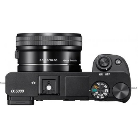 Sony - Ilce6000lb Nero