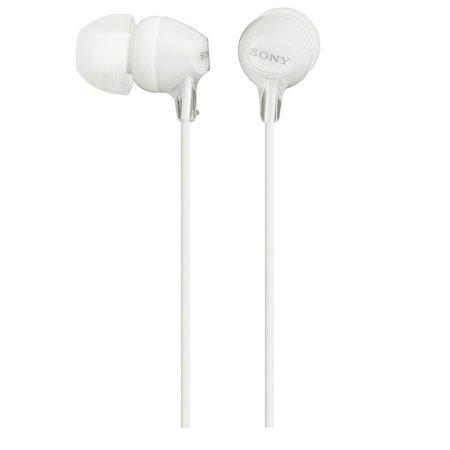 Sony - MDR-EX15LP White