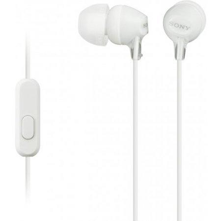 Sony - Mdr-ex15ap  Bianco