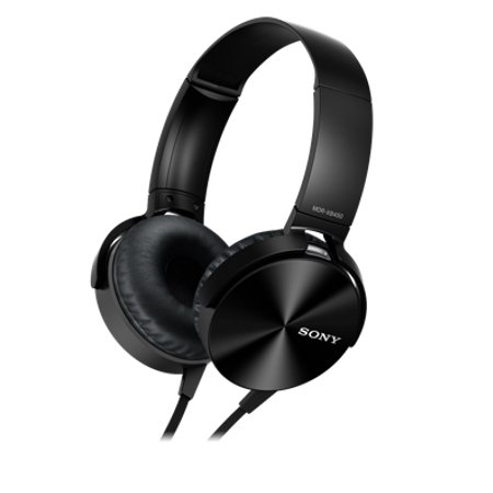 Sony - Extra Bass Xb450ap Black