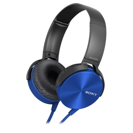 Sony - Extra Bass Xb450ap Blue