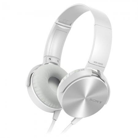 Sony - Extra Bass Xb450ap White