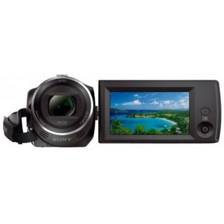 Sony Videocameravkr digital memory - Hdrcx405b  Nero