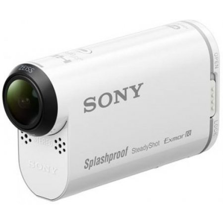 Sony Action cam - Hdras200vr  Bianco