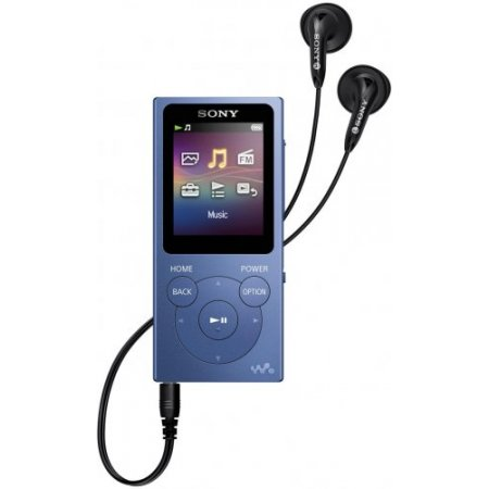 Sony Lettore mp3 8gb. - Nwe394l  Blu