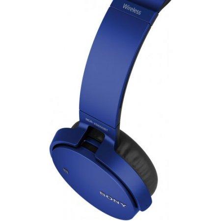 Sony - Mdr-xb650bt Blu  Cuffie  ea5d84503f91