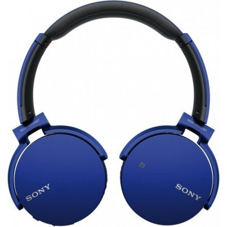 Sony Cuffia wireless - Mdr-xb650bt  Blu