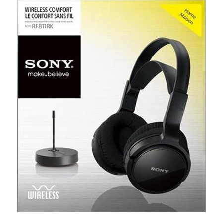 Sony - Rf811 Cuffie Wireless +DVD Star Trek  Cuffie  bef4763a74de