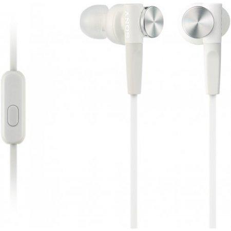 Sony Auricolari con filo - Mdrxb50ap  Bianco