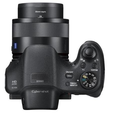 Sony Sensore CMOS Exmor R da 20.4 megapixel - DSCHX350B.CE3