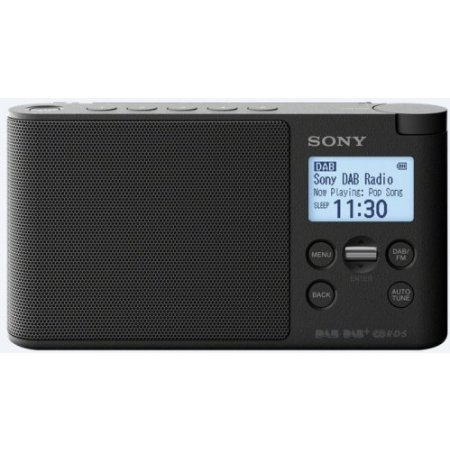 Sony Radio digitale - Xdr-s41d  Nero