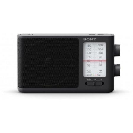 Sony - Icf506 Nero