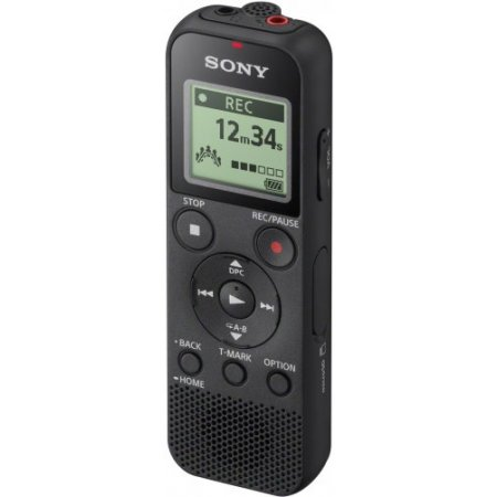 Sony - Icd-px370 Nero