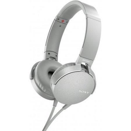 Sony - Mdr-xb550  Bianco