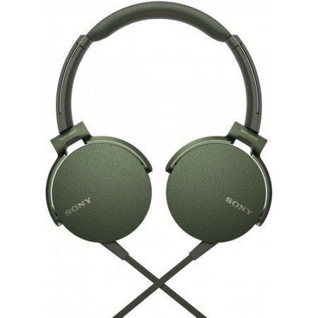 Sony - Mdr-xb550  Verde