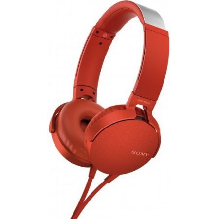 Sony - Mdr-xb550  Rosso