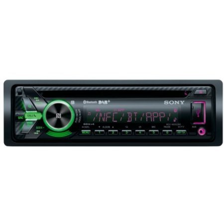 Sony Autoradio sinto cd dab+ bluetooth rds - Mexn6002kit
