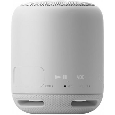 Sony Speaker portatile 1 via - Srs-xb10 Bianco