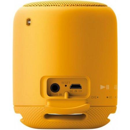 Sony Speaker portatile 1 via - Srs-xb10 Giallo