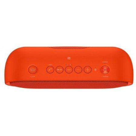 Sony Speaker portatile 2 vie - Srsxb20 Rosso