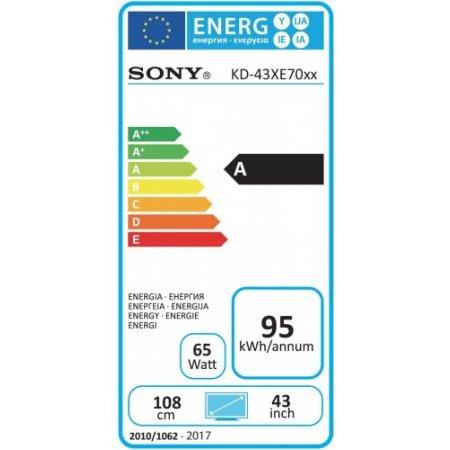 Sony - Kd43xe7096baep