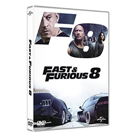 Sony Cuffia Wireless + DVD Fast & Furious 8 - Cuffia Mdr-f811 con DVD