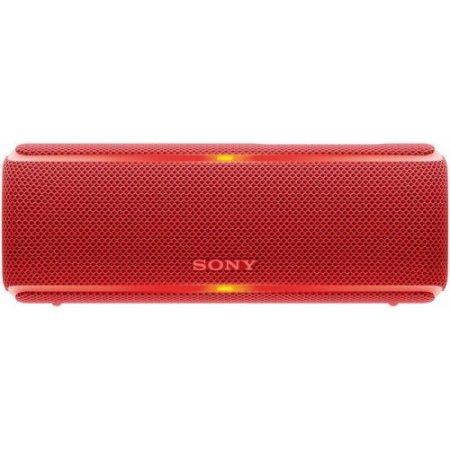 Sony Speaker portatile - Srsxb21r.ce7 Rosso