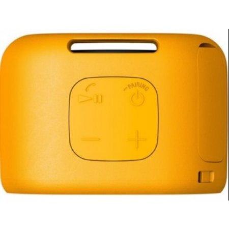Sony Speaker portatile 1 via - Srsxb01 Giallo