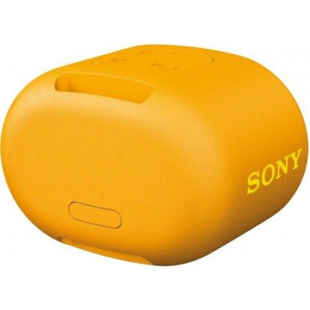 Sony Speaker portatile 1 via - Srsxb01 Giallo