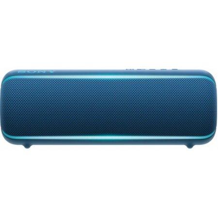 Sony Speaker portatile 2 casse - Srsxb22 Blu