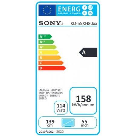 "Sony Tv led 55"" ultra hd 4k hdr - Kd55xh8096baep"