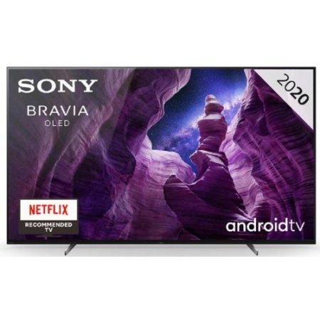 """Sony Tv oled 55"""" ultra hd 4k hdr - Ke55a89baep"""