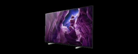 "Sony Tv Oled 65"" 4K Ultra HD Smart tv - Ke-65a89"