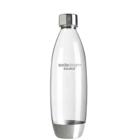 Sodastream Confezione 3 bottiglie in plastica da 1 litro - Tripack Bottiglia -  2260748