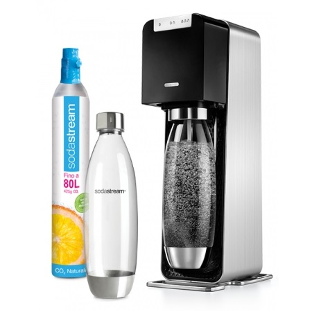 Sodastream Gasatore dal design minimale - POWER BLACK - 2270012