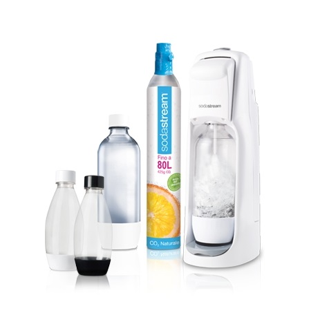 Sodastream Gasatore d'acqua domestico - Jetmegapack