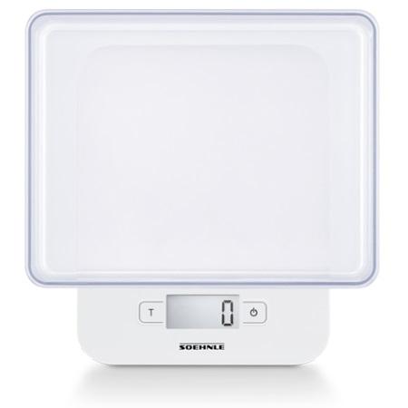 Soehnle Bilancia digitale da cucina - Compact 65122