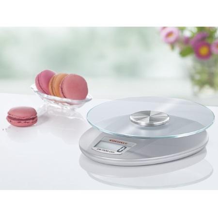 Soehnle Bilancia digitale da cucina - Roma Silver - 65856