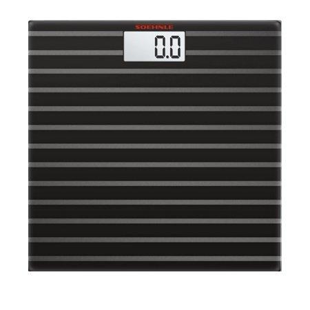 Soehnle - Maya Digital Black Edition Stripes - 63357