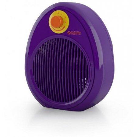 Splendid Termoventilatore 2000w - Bubble Viola