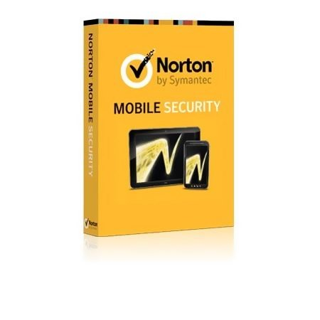 SYMANTEC - NORTON MOBILE SECURITY 3.2 - 1 USER