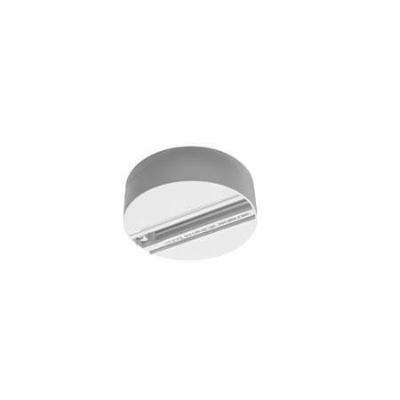 Targetti Base di fissaggio a plafone - Accessorio proiettore binario - 1t2221